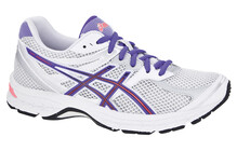 Asics Women's Gel Oberon 7 white/purple/diva pink
